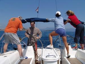 Tengeri hajóvezetői oktatás